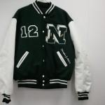 Northridge Varsity Jacket Front