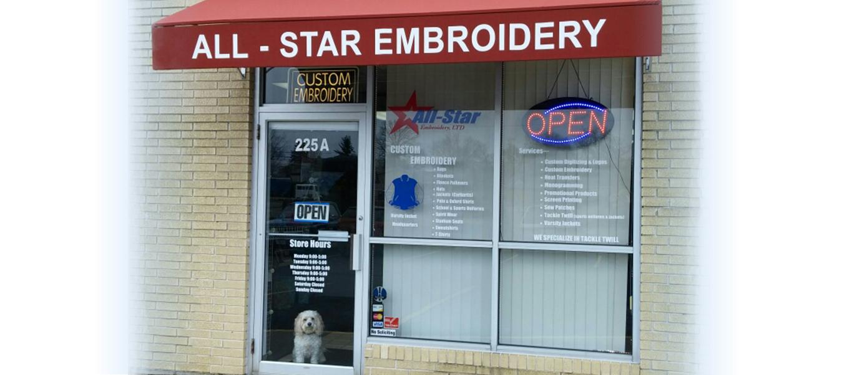All Star Embroidery Newark Ohio
